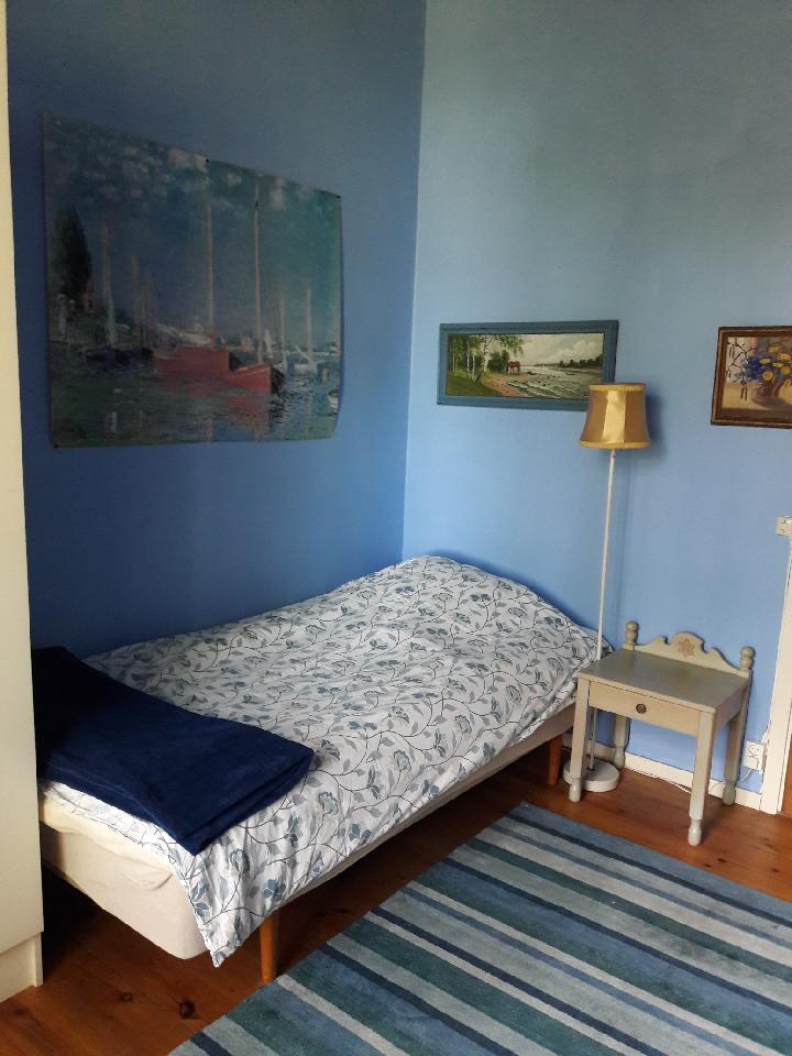 Blå rummet hos Ånnebols