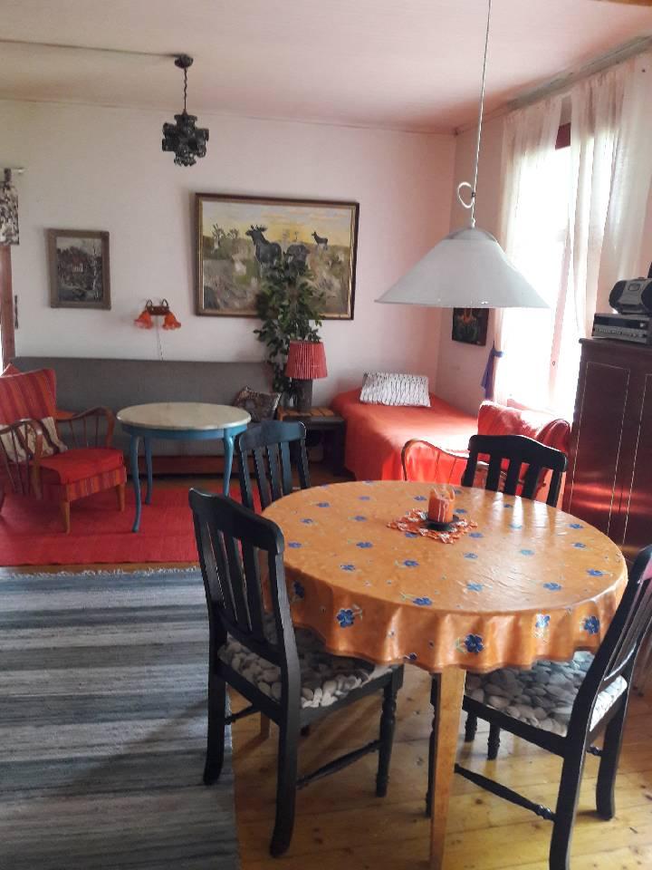 Lägenheten Vardagsrum